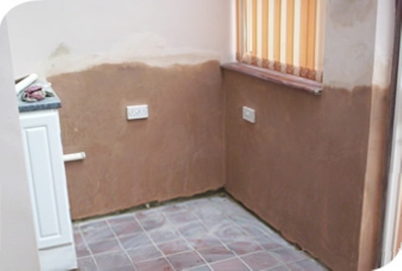 Damp Proof Course Installation Pls Remedial Services